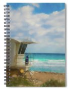 Safe Harbour Spiral Notebook