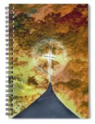 Safe Haven Spiral Notebook