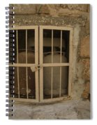 Safety First Spiral Notebook