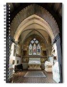 Sage Chapel Memorial Room Spiral Notebook