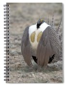 Sage Grouse Spiral Notebook