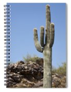 Saguaro 3 Spiral Notebook