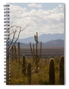 Saguaro National Park Az Spiral Notebook