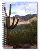 Saguaro National Park Spiral Notebook