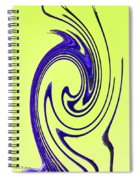 Saguaro Spines Abstract Spiral Notebook