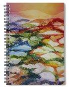 Sahara Spiral Notebook