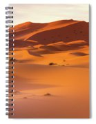 Sahara Dessert - Morocco Spiral Notebook