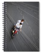 Saigon Wires Spiral Notebook