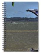 Sail Fam Reunion Spiral Notebook
