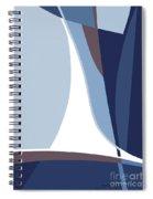Sail Spiral Notebook