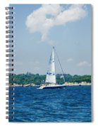 Sail1 Spiral Notebook
