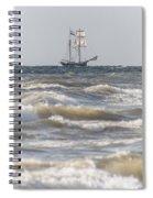 Sailin Home Spiral Notebook