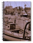 Sailing Anyone Spiral Notebook