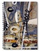 Sailing Anyone Spiral Notebook