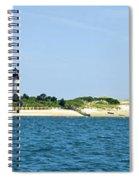Sailing Around Barnstable Harbor Spiral Notebook