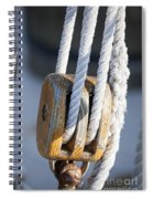 Sailing Block Spiral Notebook