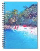 Sailing Day Spiral Notebook