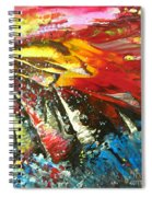 Sailing Impression 02 Spiral Notebook