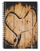 Sailing Love With No Strings Attached Spiral Notebook