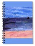 Sailing Spiral Notebook