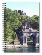 Sailing The Thousand Islands Canada Spiral Notebook