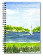 Sailing Wexford Spiral Notebook