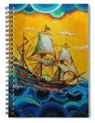 Sailors Spiral Notebook