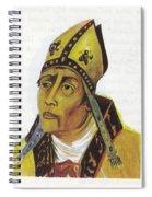 Saint Augustin Hippone Spiral Notebook