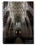 Saint Barbara's Church, Kutna Hora Spiral Notebook