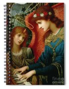 Saint Cecilia Spiral Notebook