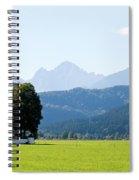 Saint Coloman Church Spiral Notebook
