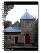 Saint Cyprians Episcopal Church Spiral Notebook