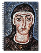 Saint Felicity (d. 203) Spiral Notebook