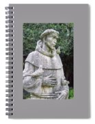 Saint Francis Spiral Notebook