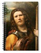 Saint George 1513 Spiral Notebook