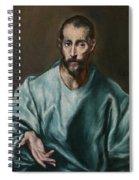 Saint James The Elder Spiral Notebook