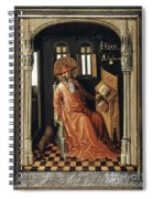 Saint Jerome (340-420) Spiral Notebook