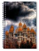 Saint Joseph Catholic Church Spiral Notebook