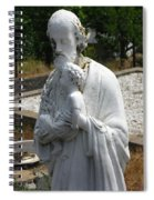 Saint Joseph Spiral Notebook