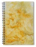 Saint Joseph Spiral Notebook
