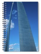 Saint Louis Arch Spiral Notebook