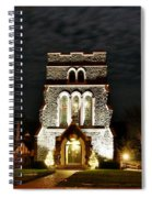 Saint Lukes East Hampton Spiral Notebook