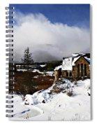 Saint Malo Church Colorado Spiral Notebook