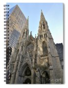 Saint Patrick's Cathedral Spiral Notebook