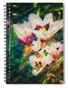 Saint Patrick's Day Spiral Notebook