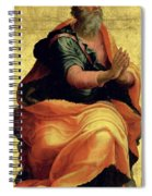 Saint Paul The Apostle Spiral Notebook
