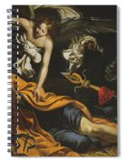 Saint Peter Incarcerated Spiral Notebook