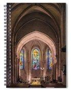 Saint Peter Of Montmartre Spiral Notebook