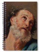 Saint Peter Spiral Notebook