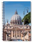 Saint Peter's Tomb Spiral Notebook